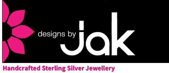 Designs by JAK: Handcrafted Sterling Silver Jewellery